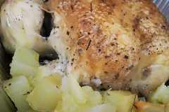 pollo paesano al forno